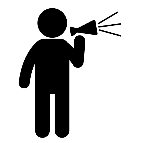 Loud speaker clipart - Clipground