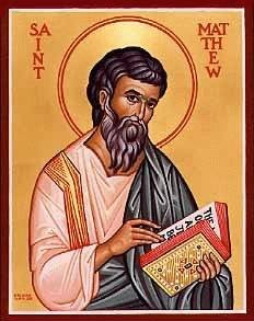 St Matthew, Apostle and Evangelist – Concordia Lutheran Theological Seminary