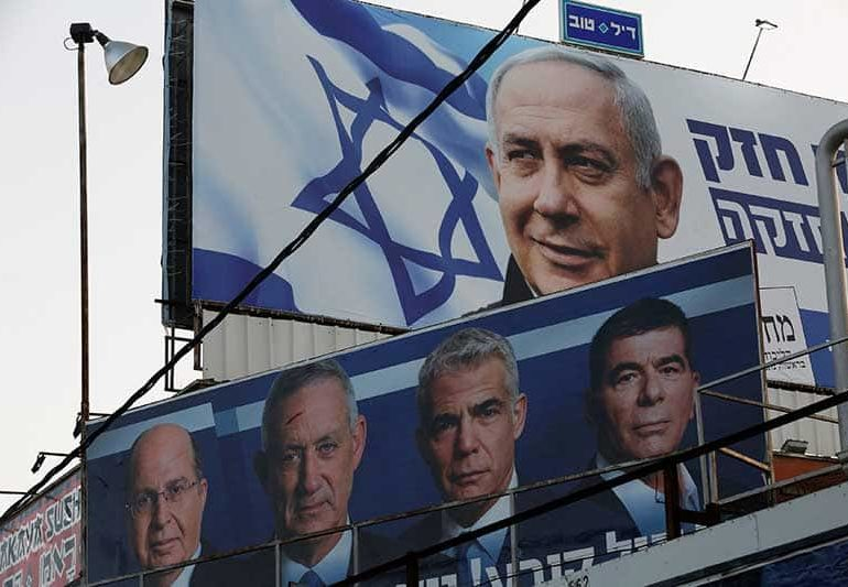 Israelis go to polls in referendum on Netanyahu's record ...