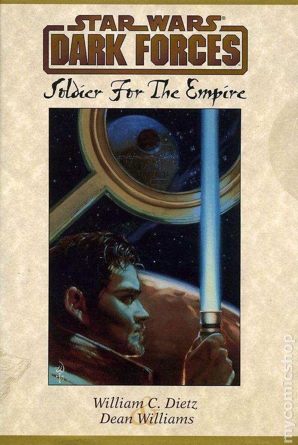 Star Wars Dark Forces Soldier for the Empire HC (1997 Dark ...