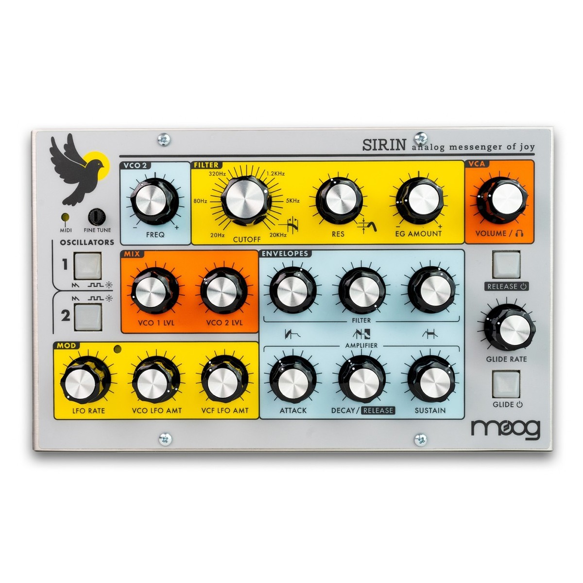 Moog Analog Synthesizer, Limited Edition | Gear4music