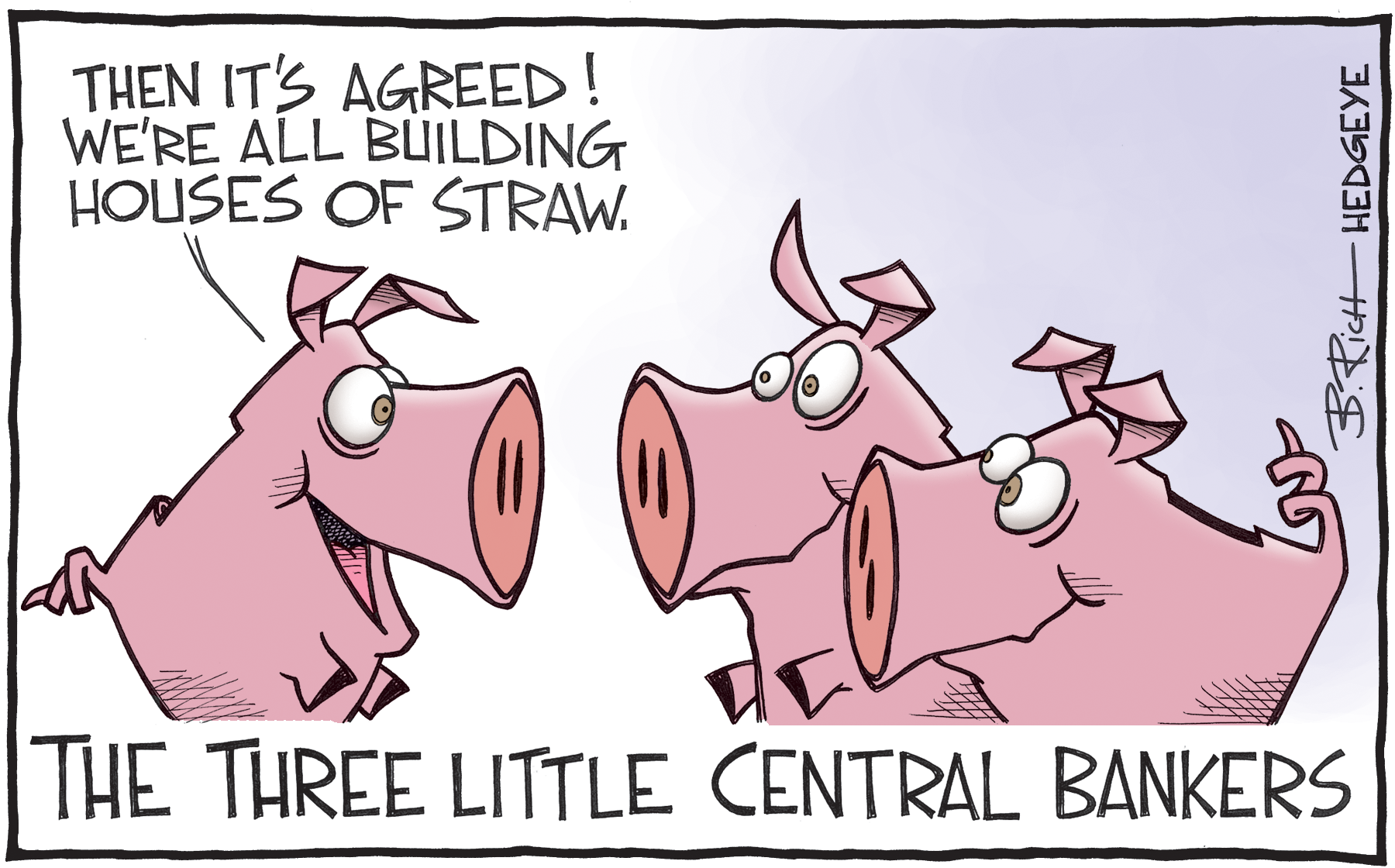 Central Planning Delusions: From Helicopter Money To NIRP
