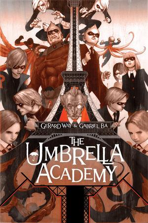 Umbrella Academy: Apocalypse Suite #1 :: Profile :: Dark ...