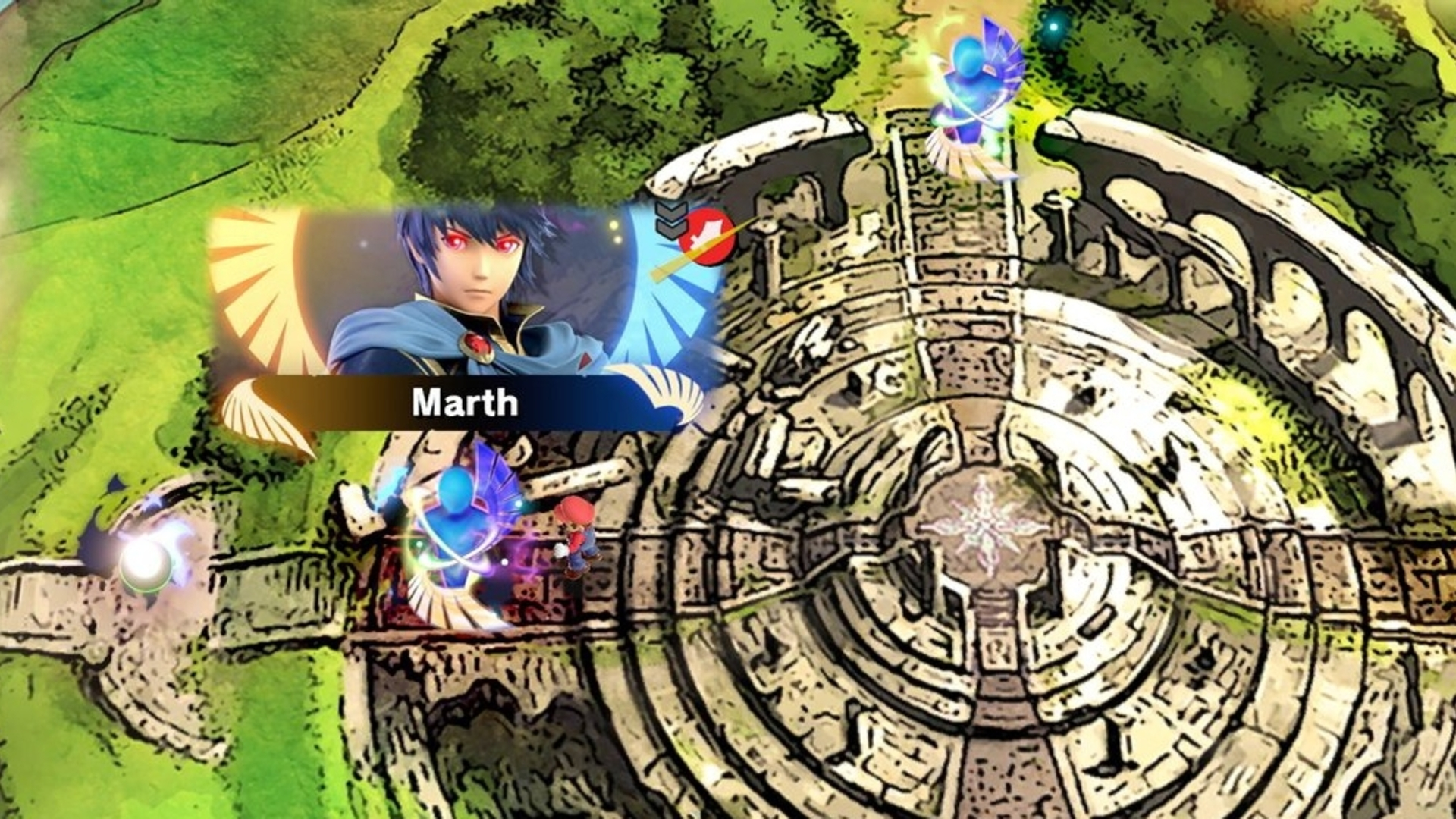 Hands on with World of Light, a Super Smash Bros. campaign ...