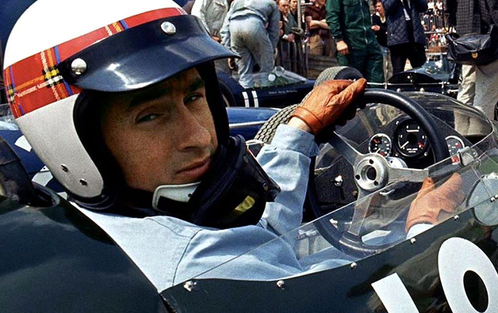It's Time To Sit Down And Watch Jackie Stewart's 1987 ...