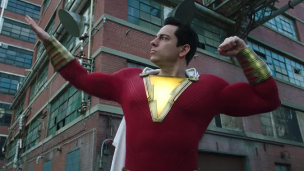 Video Exclusive Sneak Peak Shazam Rilis – Dafunda.com