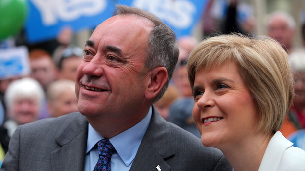 The SNP are the Ultimate Insiders   Daily Political View