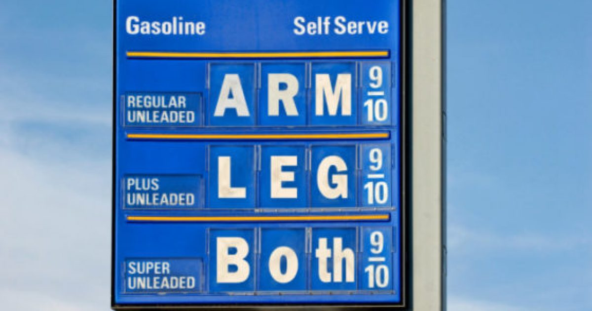 Only in California: Raise Gas Taxes, Then Demand an ...
