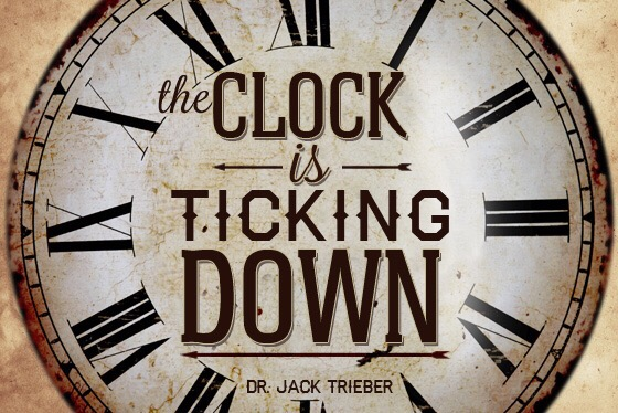 Clock ticking down or up?