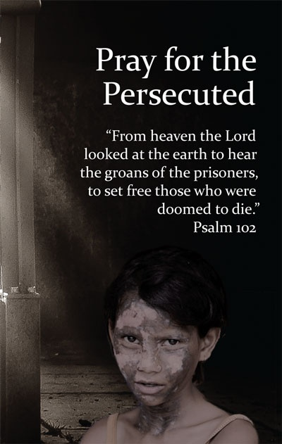 face persecution boldly | Disciples of hope
