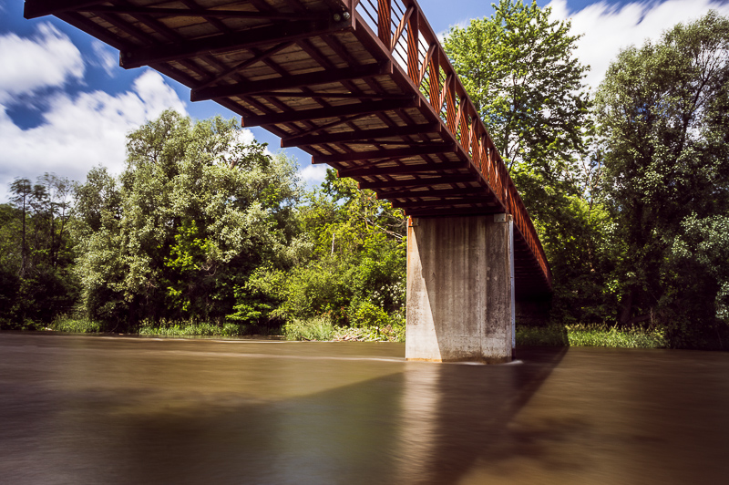 Water under the bridge.   Do What You Wish