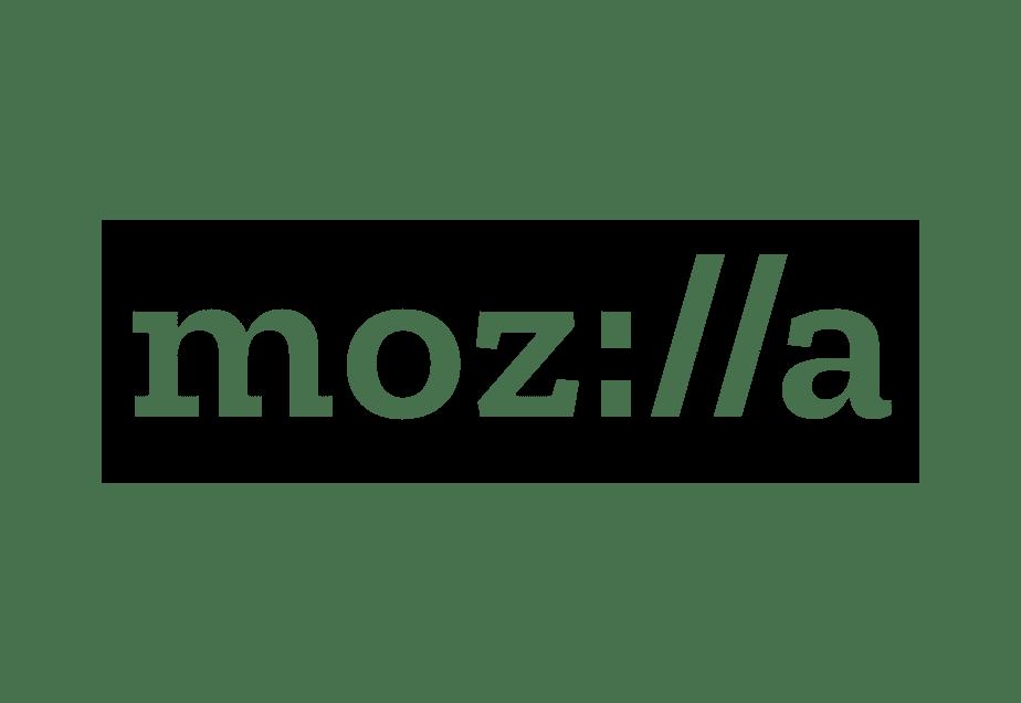 Mozilla logo | Dwglogo