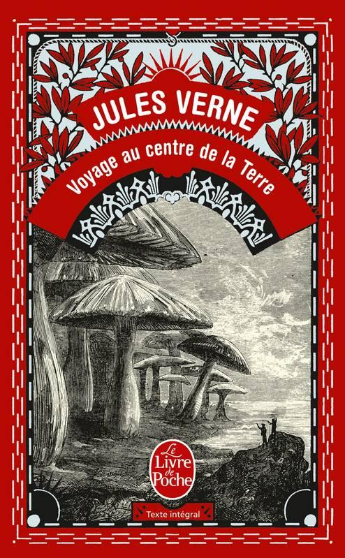 Livre: Voyage au centre de la terre, Jules Verne, Le Livre ...