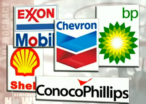 Big Oil Goes to College: BP, ExxonMobil, Chevron, Shell ...