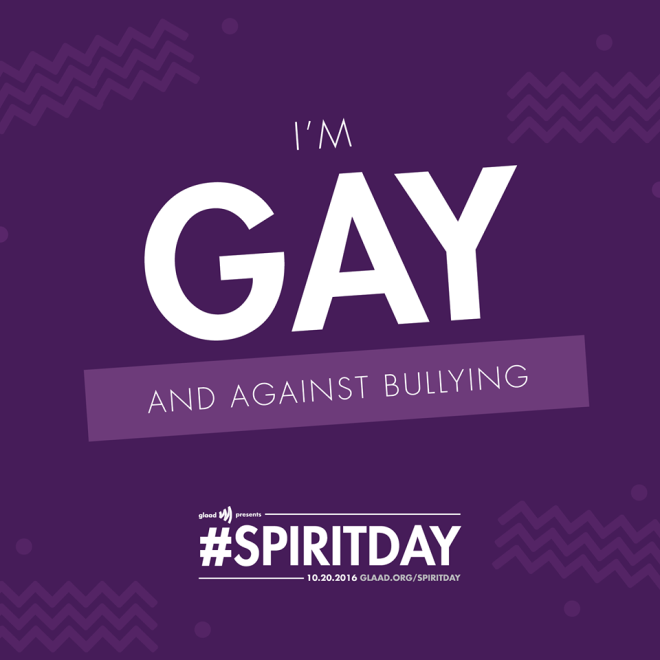 Wear Purple, Standup Against Bullying – erin tommy