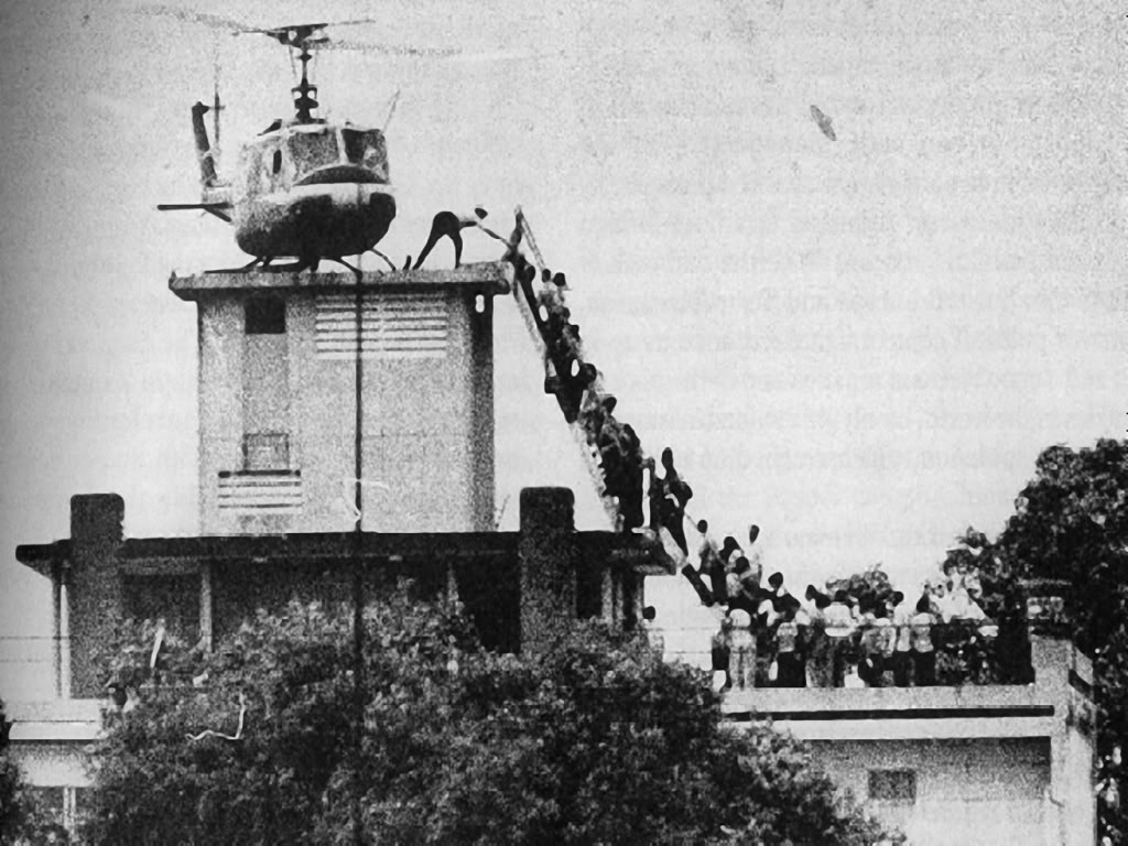 est100 一些攝影(some photos): Vietnam War, The fall of Saigon ...