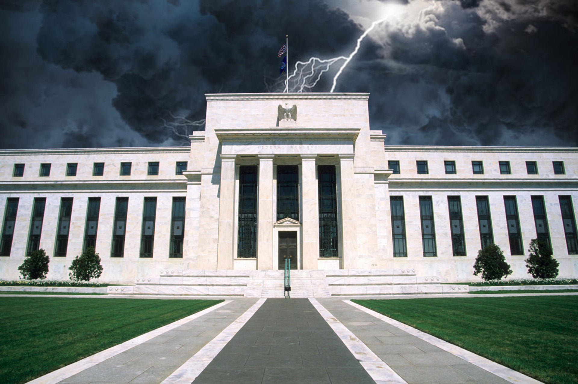 The Federal Reserve Is a Disease Masquerading as Its Own ...