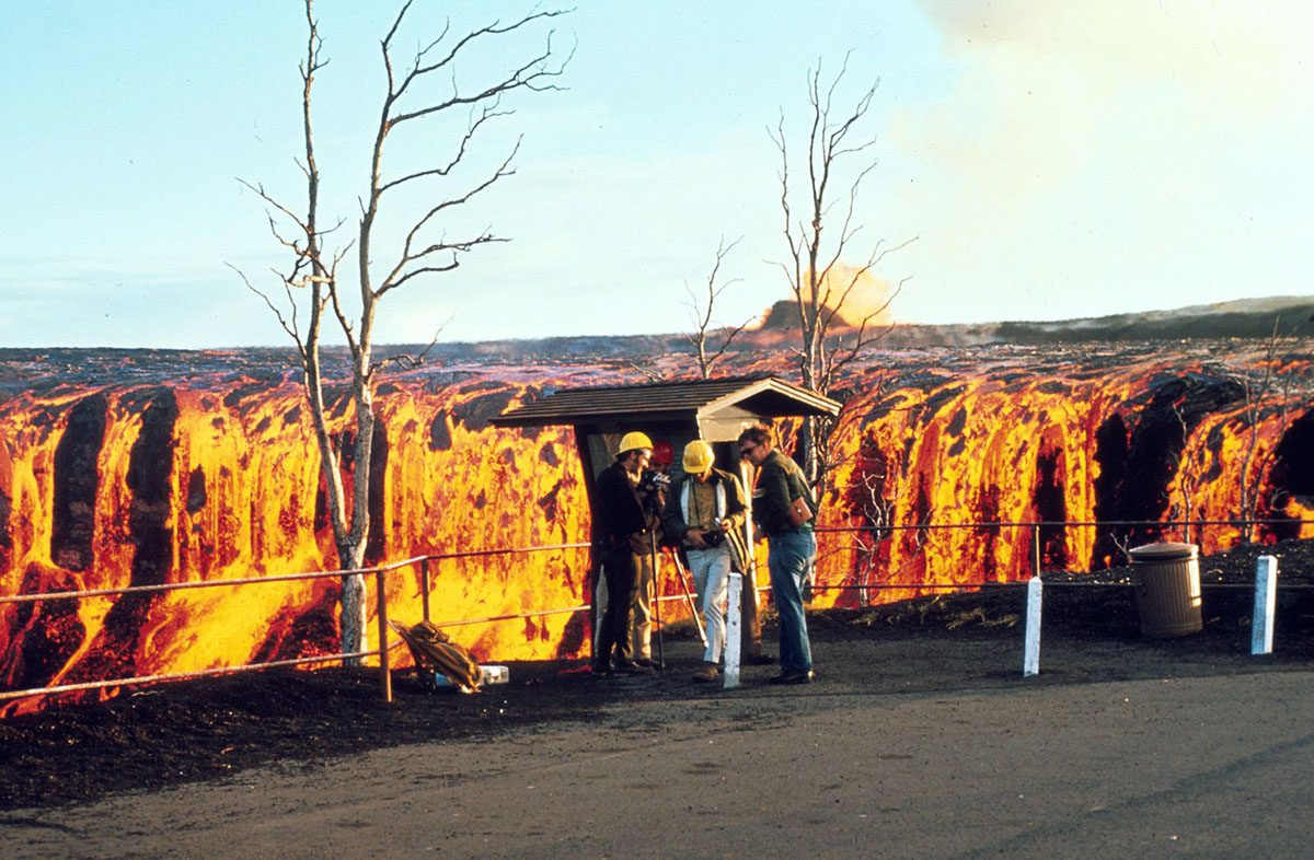 22 Great Photographs Of The Kilauea Volcano Eruption ...