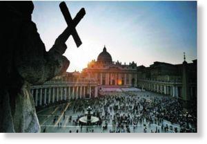The Corrupt Vatican   anne frandi-coory