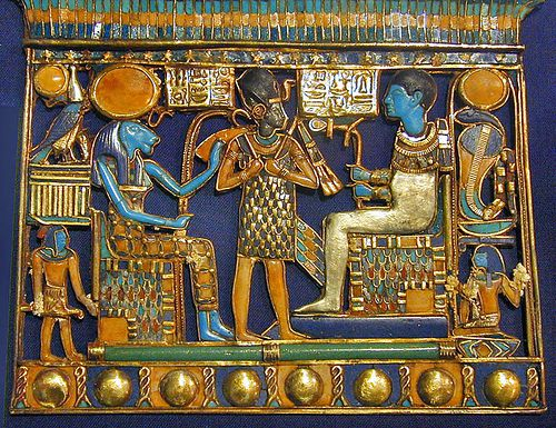 Who Is the Egyptian God Ptah?