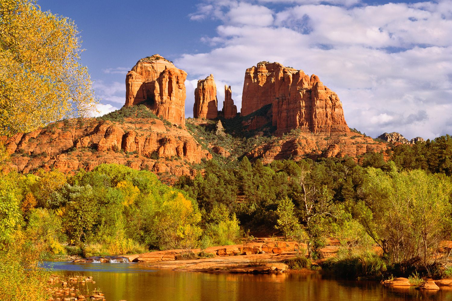 The Vortex Energy Mysteries of Sedona