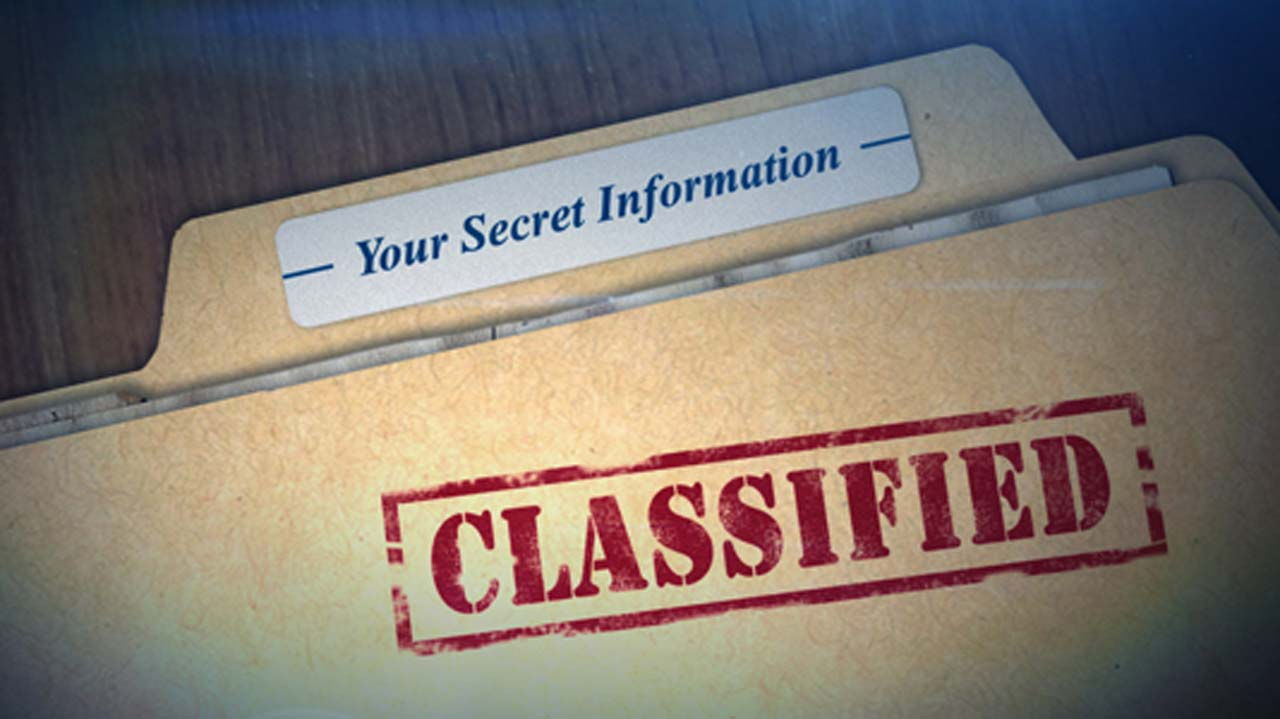 Leakage of classified documents rattles government — News ...