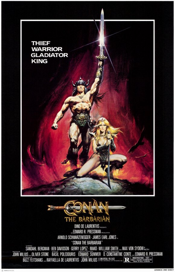 The Coming of Conan the Cimmerian | The Bloodrift Canticles