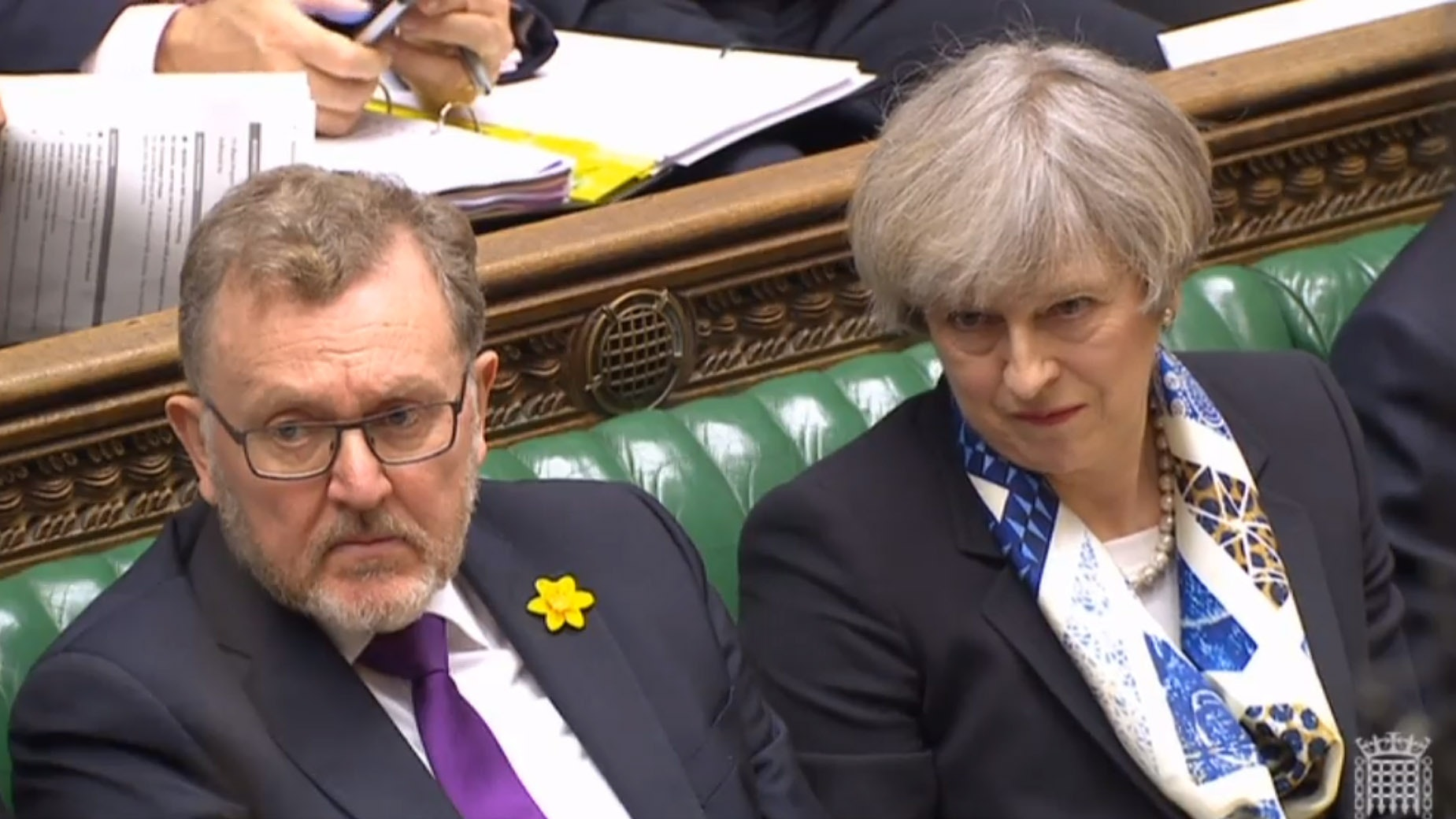 Mundell admits PM's deal not perfect, but will still give ...