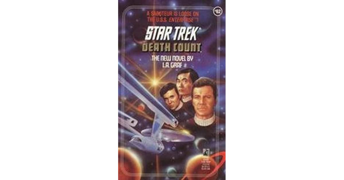 Death Count (Star Trek, #62) by L.A. Graf