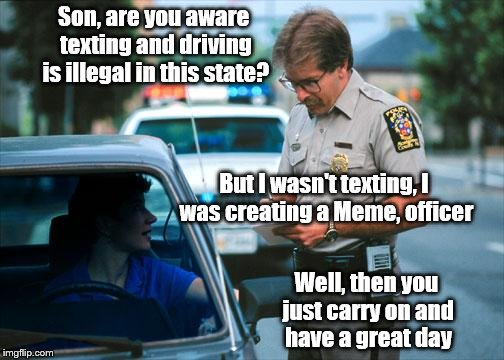 Texting And Driving Meme | www.imgkid.com - The Image Kid ...