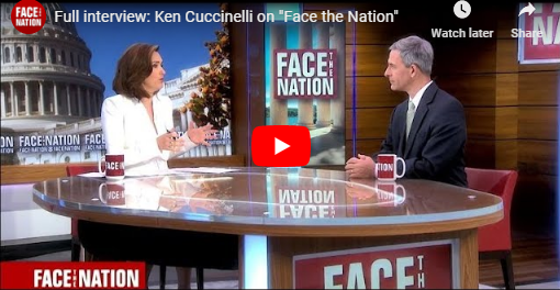 Watch–Ken Cuccinelli: ICE Ready to Deport Approximately 1M ...