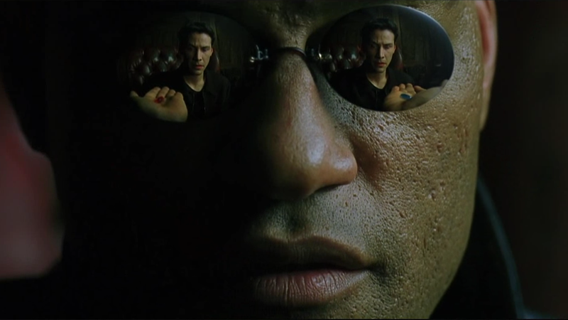 Someone finally fact-checked Morpheusâ red or blue pill ...