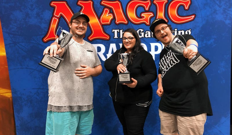 Jessica Estephan Becomes First Woman To Win A Magic: The Gathering Grand Prix – Sound Books