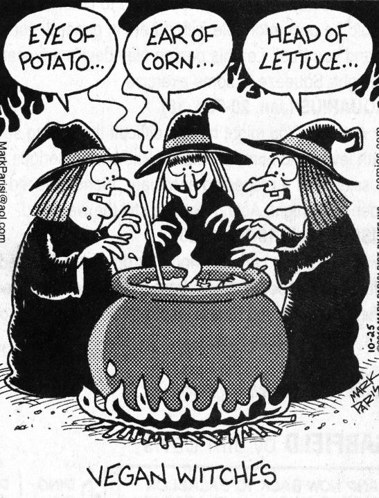 53 best Vegan Cartoons :) images on Pinterest | Bizarro ...