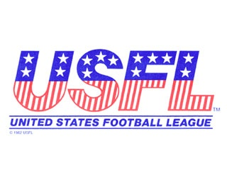 286 best USFL Football images on Pinterest   Sports logos ...