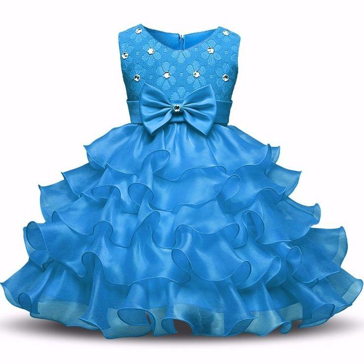 25+ melhores ideias de Vestido festa infantil no Pinterest ...