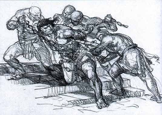 12 best Illustration | Gary Gianni images on Pinterest | Conan, Barbarian and Fantasy art