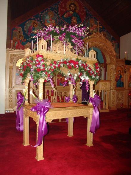epitaphio | Pascha | Pinterest | Greek, Church flowers and Greek Recipes