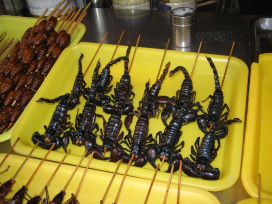 Deep-fried-Scorpions | Weird , Unusual Foods From Around ...
