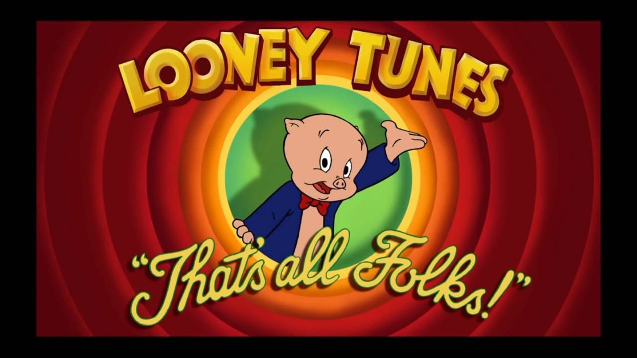 Thats all folks! Looney Tunes - YouTube