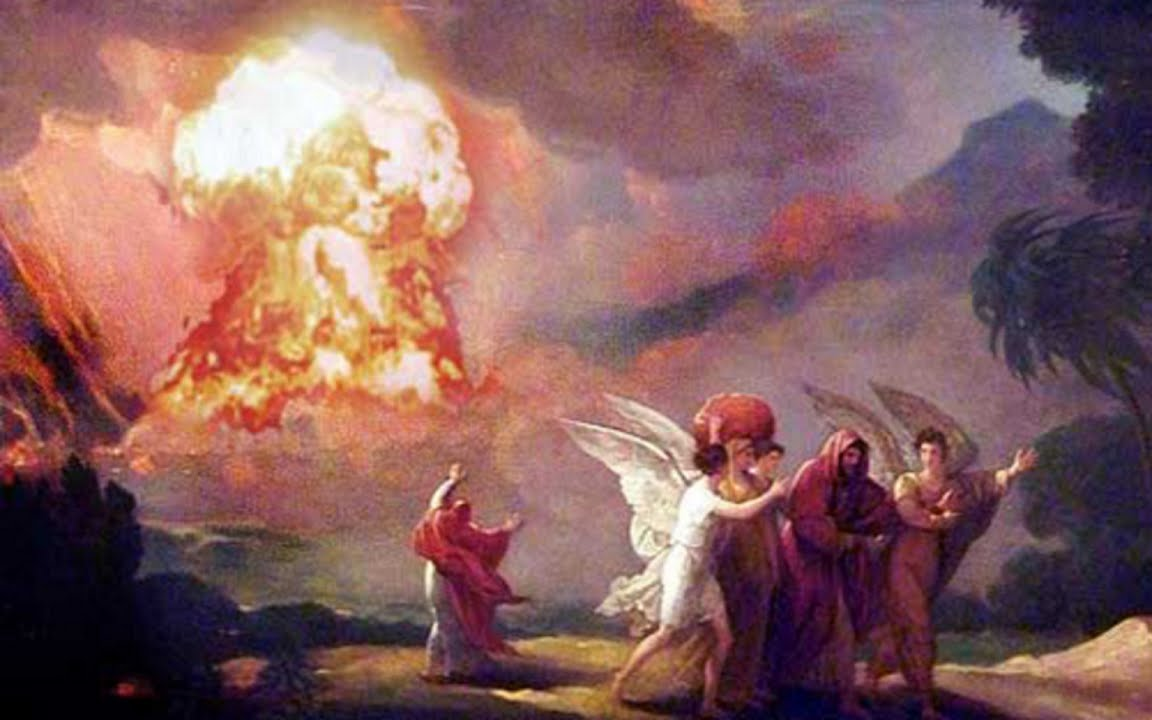 The Original Sin City : Documentary on the Biblical Cities of Sodom and Gomorrah - YouTube