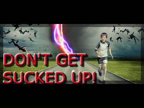 The Plasma Apocalypse: Don't get SUCKED UP into the sky! - YouTube