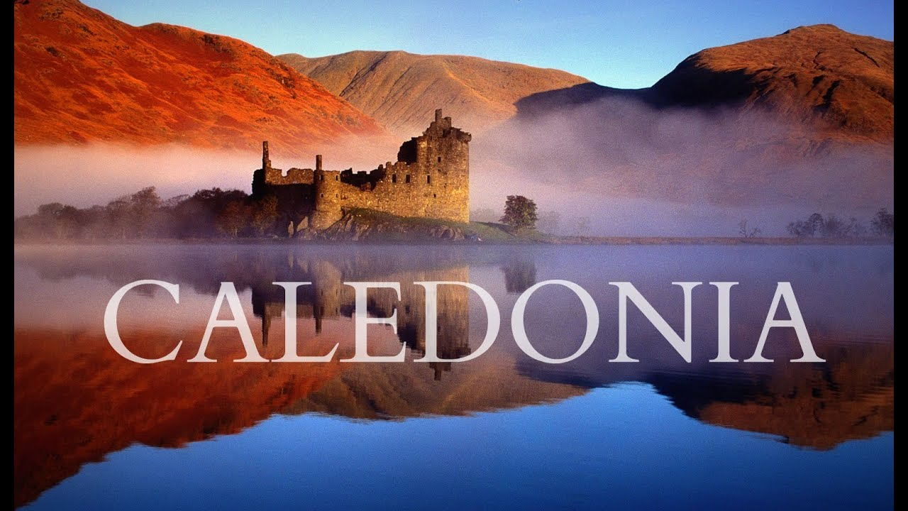Scottish Music - Caledonia ♫ - YouTube