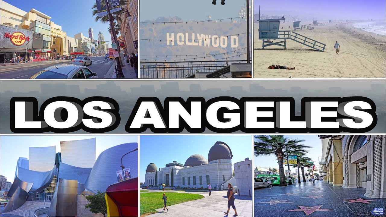 LOS ANGELES - CALIFORNIA HD - YouTube