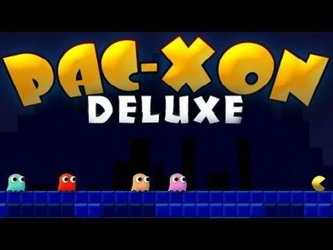 Pac Xon Deluxe - GameTop Gameplay Magicolo 2012 - YouTube