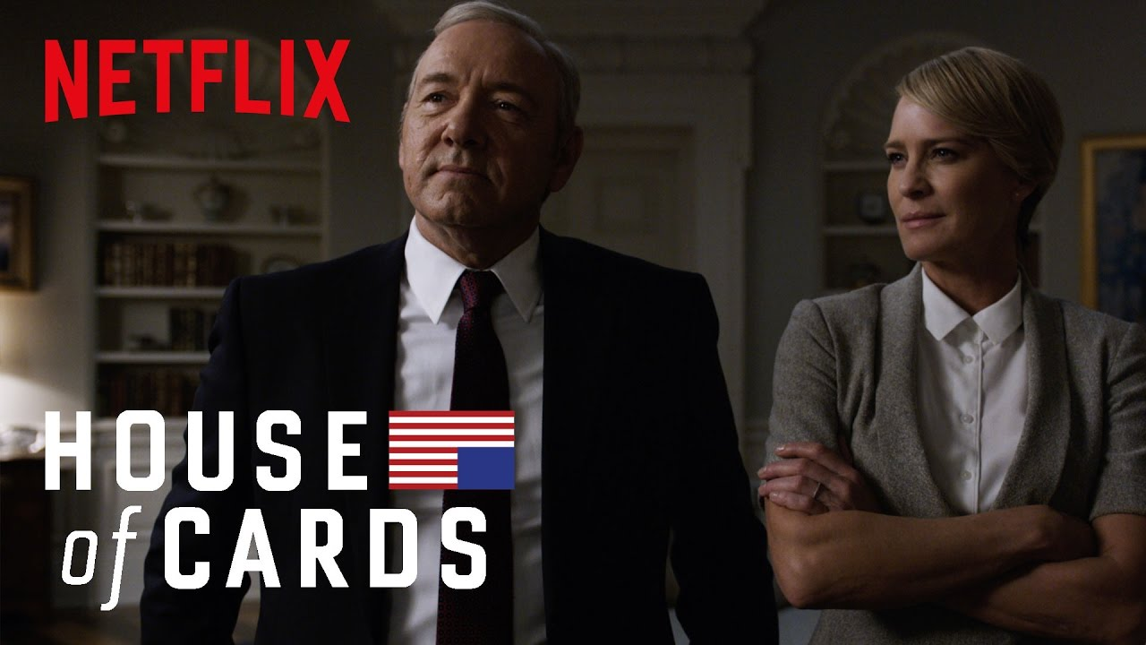 House of Cards - Season 5 | Official Trailer [HD ...