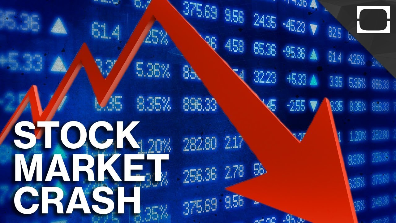 Stock Market Crash! Bitcoin, Dollar, and Bonds Trigger the Sell Off - YouTube
