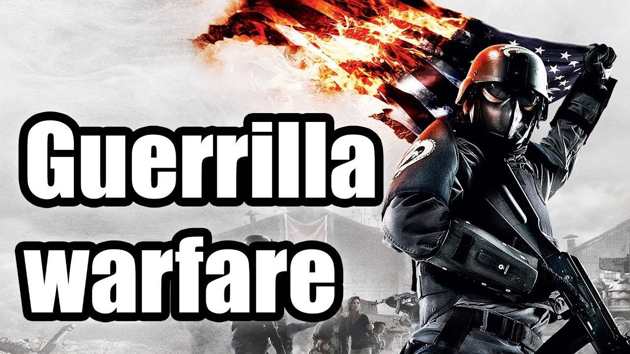 Homefront 2 - Guerrilla warfare in Philadelphia - YouTube