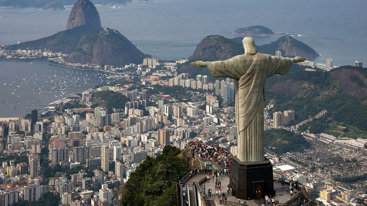 The World 5th Largest Statue of Jesus - Jesus Christ in ...