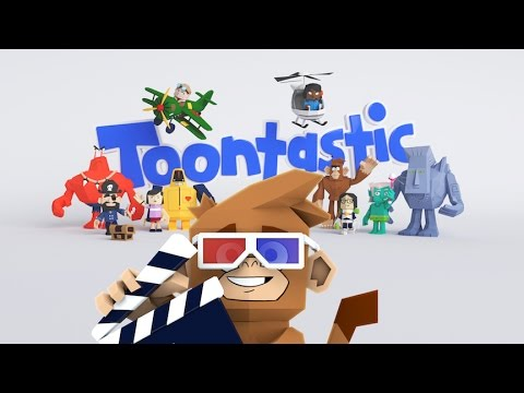 Toontastic 3D - YouTube